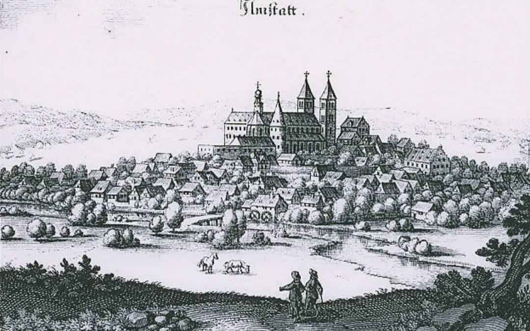 Dorf Ilbenstadt – im 12. Jahrhundert umgesiedelt?